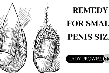 Remedy for small penis siz