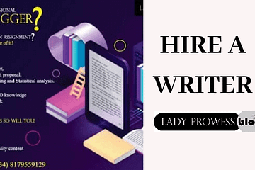 Hire A Writer for your project work, seminar, term paper etc